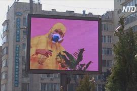 Президент України порівняв пандемію коронавірусу з Чорнобилем