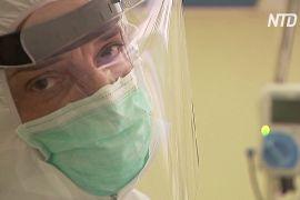 Звіт: у світі заражено 90 тис. медпрацівників