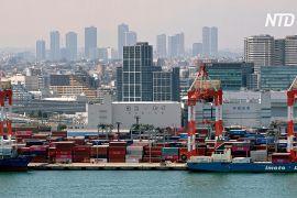 Японія вперше за чотири з половиною роки занурилася в рецесію