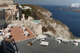 З 15 червня Греція відкриває готелі й починає приймати туристів
