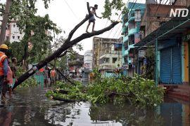 Кількість жертв циклону «Амфан» перевищила 80 осіб