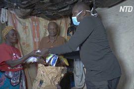 «Прийми сім'ю»: багаті кенійці під час карантину допомагають бідним