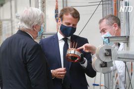 Макрон хоче зробити Францію лідером Європи з виробництва «зелених» авто