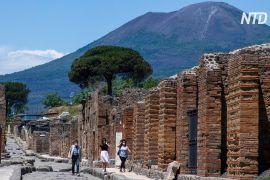 Помпеї знову готові повернутися до життя після пандемії