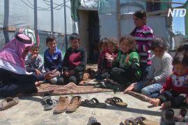 Сирійських біженців у Лівані більше непокоїть не коронавірус, а голод