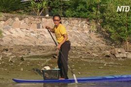 У Таїланді за час карантину побільшало пластикових відходів
