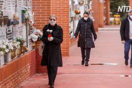 В Іспанії оголосили 10-денний траур за жертвами коронавірусу