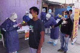 У Перу антирекорд добової кількості нових випадків зараження COVID-19