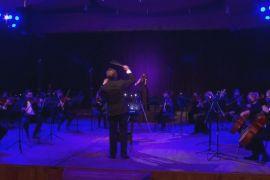 Оркестр Українського радіо провів перший запис після запровадження карантину
