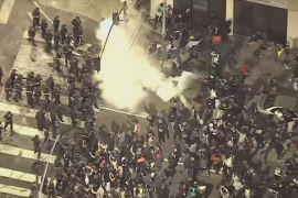 У десятках американських міст тривають протести