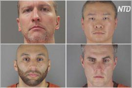 У вбивстві Джорджа Флойда звинуватять усіх чотирьох американських поліціянтів