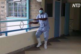 Кенійським лікарям «прописали» зумбу