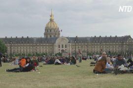 Парижани насолоджуються містом без туристів, але й сумують за ними