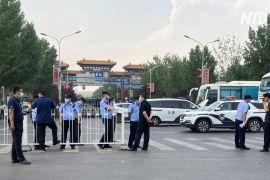 У Пекіні новий спалах COVID-19