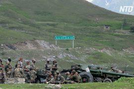 На кордоні Китаю та Індії вперше за 45 років загинули військовослужбовці