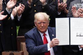Президент США підписав указ про поліційну реформу