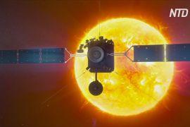 Апарат Solar Orbiter уперше наблизився до Сонця