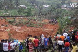 У Кот-д'Івуарі зійшов страшний зсув: щонайменше 13 загиблих