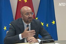 Брюссель попередив Пекін про негативні наслідки закону про нацбезпеку в Гонконзі