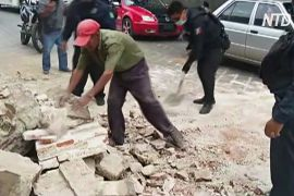 Тріщини в стінах і уламки на вулицях: у Мексиці стався землетрус