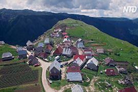 Далеко від вірусів і цивілізації: боснійське гірське село уникло пандемії