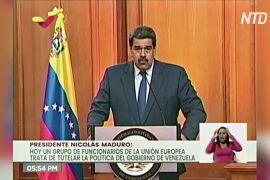 Президент Венесуели розпорядився, щоби посол ЄС покинула країну