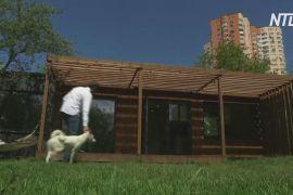 В Україні набирають популярності модульні будинки