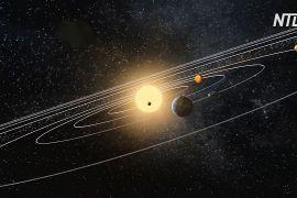 Учені більше дізналися про орбіту екзопланети Бета Живописця b