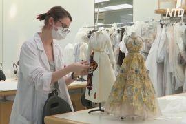 Дім моди Dior показав нову колекцію в мініатюрному вигляді
