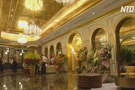 Перший у світі позолочений готель відкрився у В'єтнамі