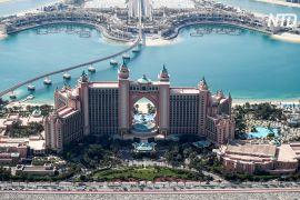 Дубайські готелі знову приймають іноземних гостей і сподіваються на прибуток