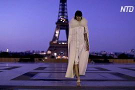 Тиждень високої моди в Парижі: модельєри показали фільми про свої колекції