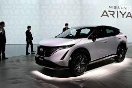 У Японії дебютував новий електрокросовер від Nissan