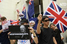 Велика Британія припинила дію угоди про екстрадицію з Гонконгом