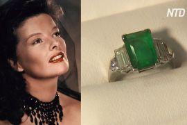 Обручку Кетрін Хепберн продали на аукціоні за $ 108 000