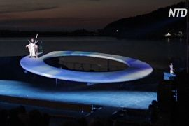 Оперу Вагнера поставили в Болгарії на рухомій сцені на озері