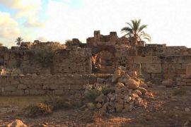 Руїни часів Візантії: у лівійському місті зберігають давні лазні