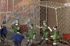 У Римі величезну виставку старовинних іграшок розмістили аж у 22 залах