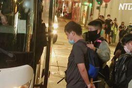 Новий закон про нацбезпеку в Гонконзі: арештовано понад 300 осіб