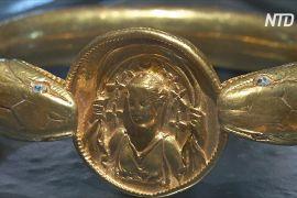 Стародавні прикраси розповідають про жителів Помпеїв