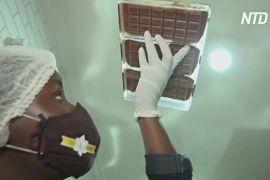 Нігерійка робить шоколад, який здатен конкурувати з імпортним