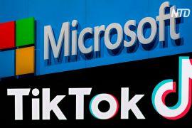 Дональд Трамп погодився дати «Майкрософту» 45 днів на купівлю сервісу «Тікток»