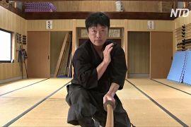 Жити як ніндзя: японець зберігає старовинне мистецтво