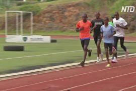 «Сумую за забігами»: чемпіон світу з Кенії чекає змагань