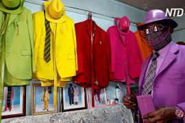 Кенійський модник допомагає безпритульним дітям під час пандемії