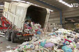 Європейські компанії відмовляються від переробленого пластику через пандемію