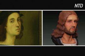 Яку насправді зовнішність мав Рафаель, і що йому не подобалося у своєму обличчі