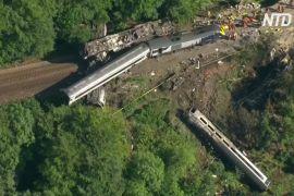 У Шотландії зійшов із рейок поїзд: загинуло троє людей