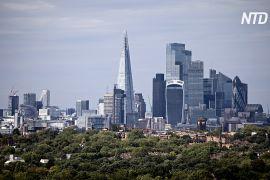 ВВП Великої Британії у другому кварталі знизився на рекордні 20,4 %