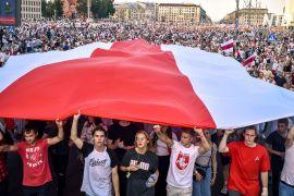 Росія пообіцяла Білорусі військову допомогу